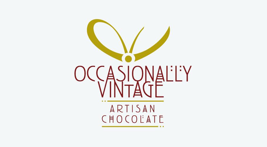Occasionally Vintage Artisan Chocolates sub-brand