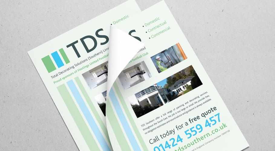 TDS leaflets