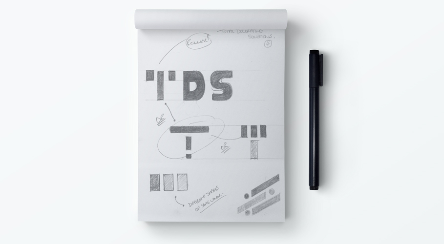 TDS identity sketch stage