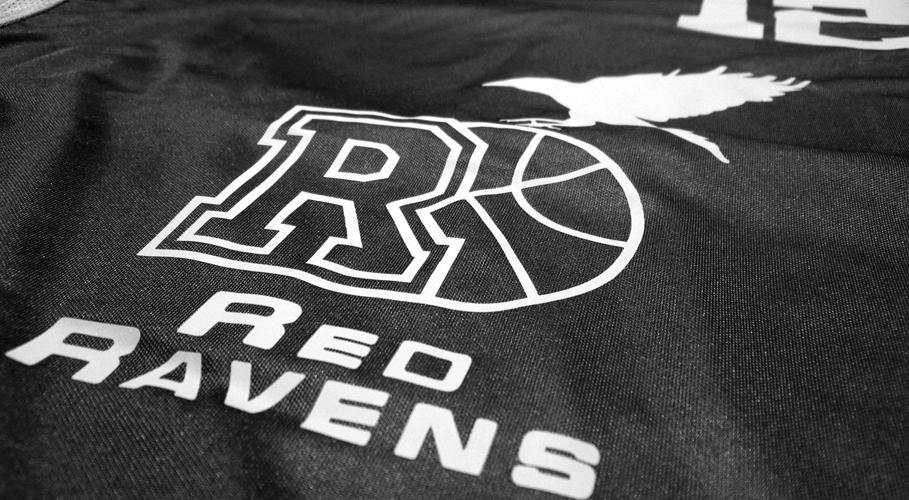 Red Ravens club vest