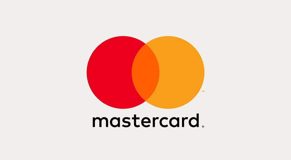 Mastercard rebrand by Pentagram