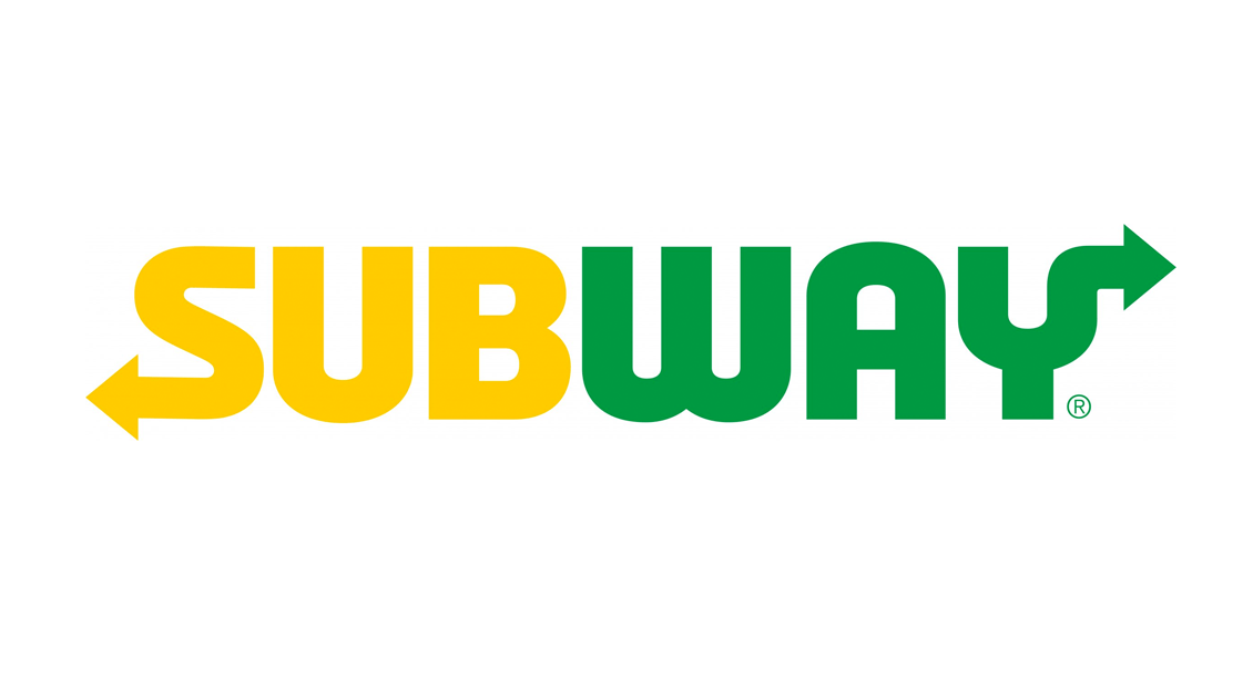 Subway rebrand