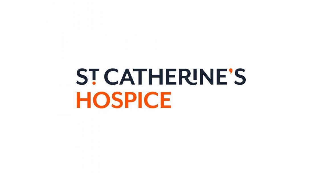 St. Catherines Hospice wordmark