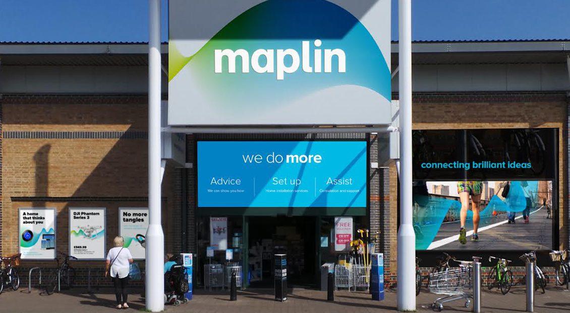 Maplin, main