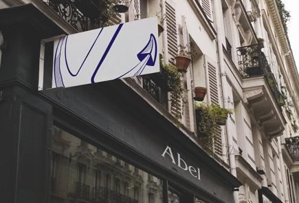 Abel signage