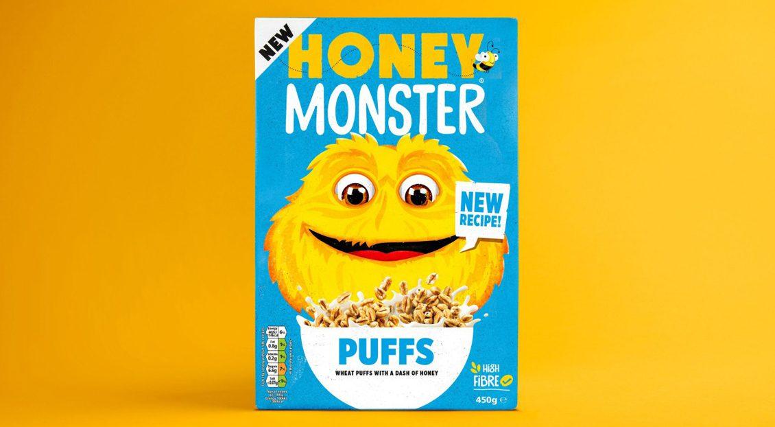 Honey Monster Puffs, main