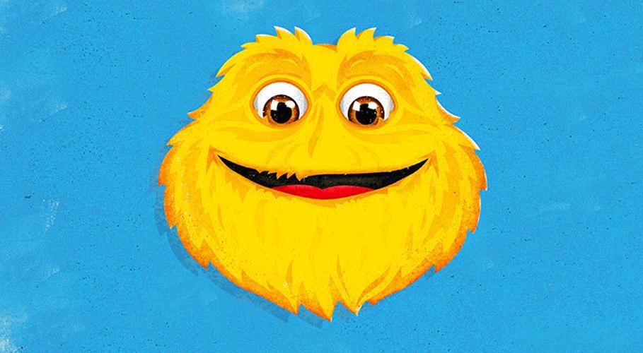 Honey Monster Puffs, monster