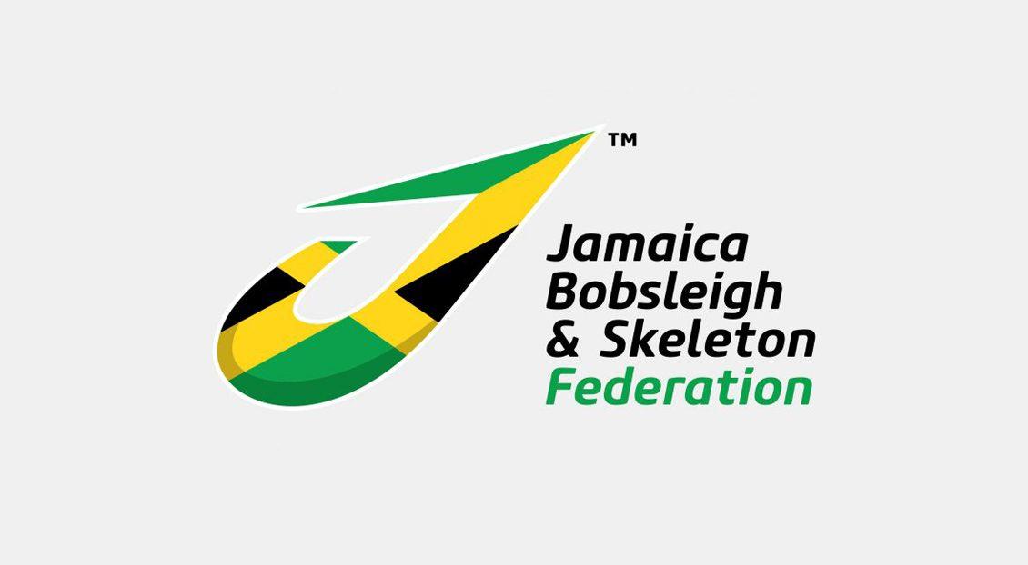 Jamaican-bobsleigh and skeleton, logo
