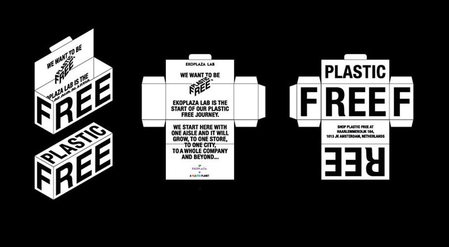 Plastic Free Aisle, packaging