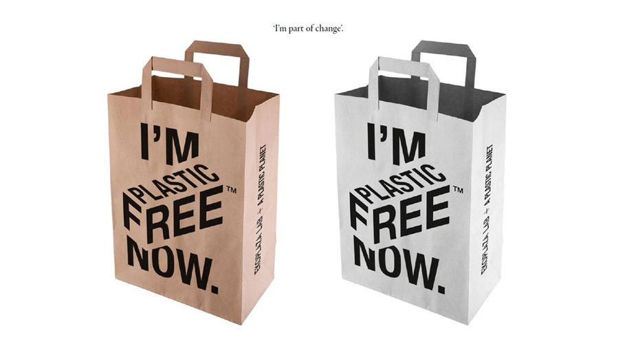 Plastic Free Aisle, part of change