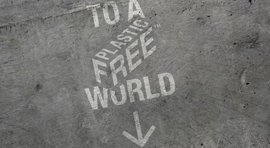 Plastic Free Aisle, plastic free world
