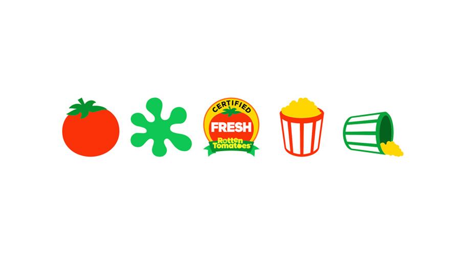 Rotten Tomatoes, symbols