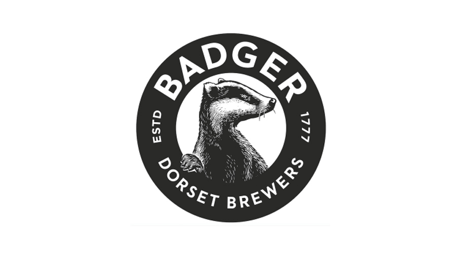 Badger, logo