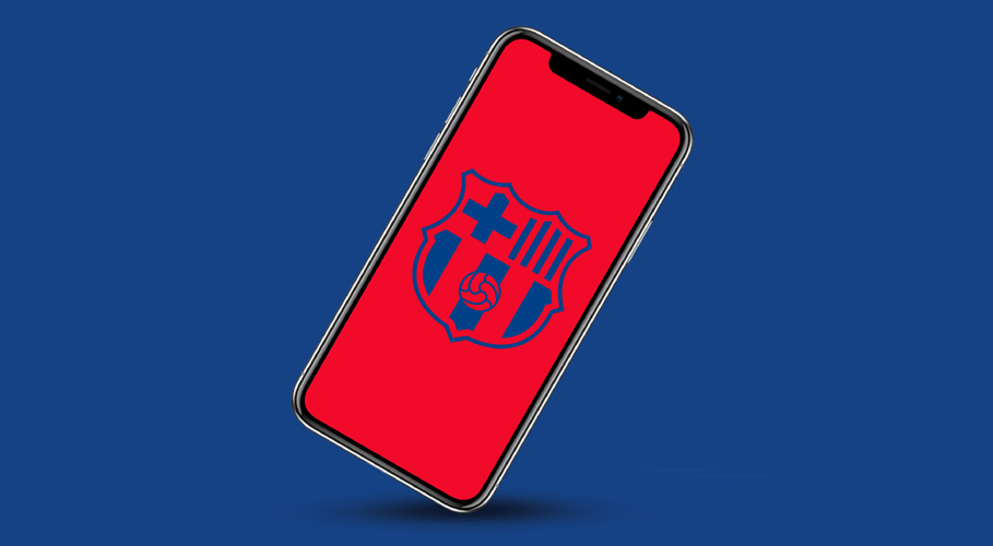 Barcelona FC, mobile