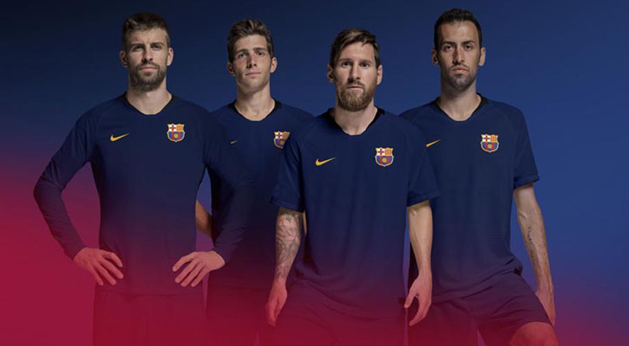 Barcelona FC, players