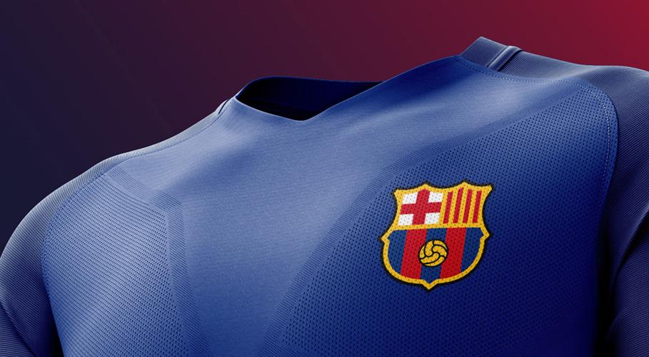 Barcelona FC, shirt