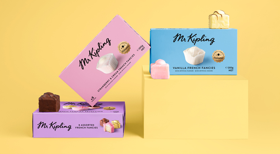 Mr Kipling, fancies