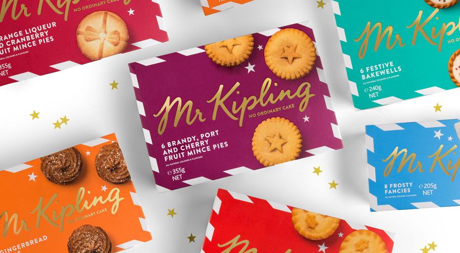 Mr Kipling, festive