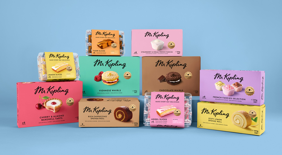 Mr Kipling, group