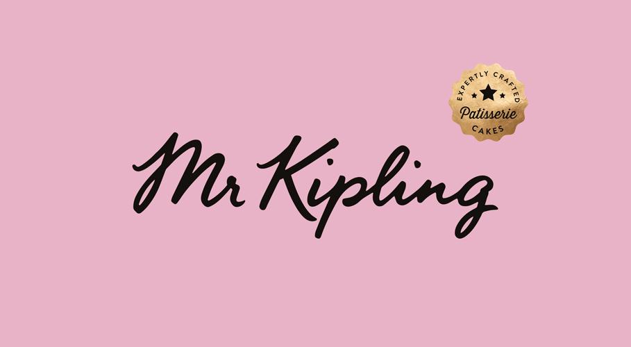 Mr Kipling, logo
