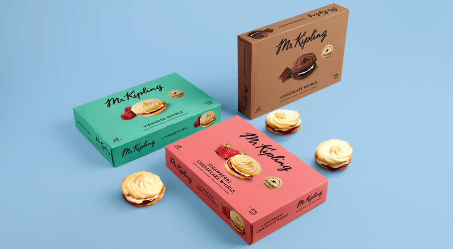 Mr Kipling, whirls