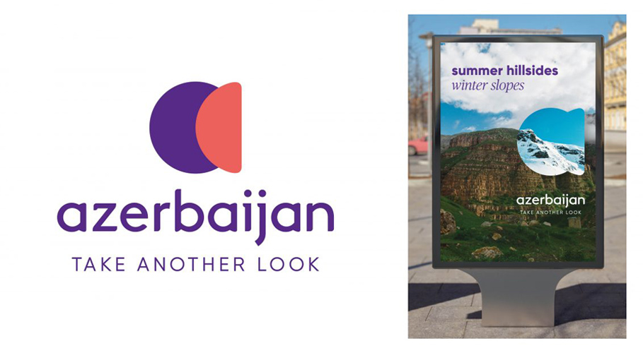 Azerbaijan, logo