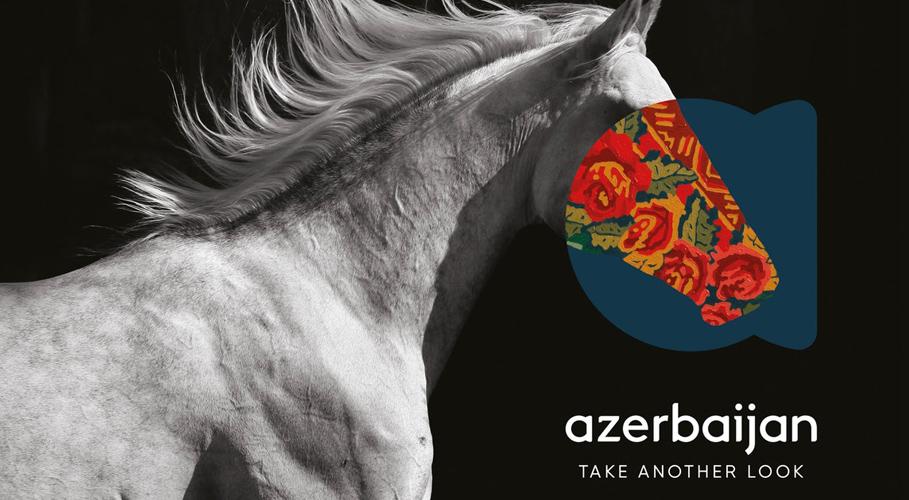 Azerbaijan, poster