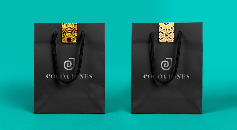 Cocoa Jones, bags