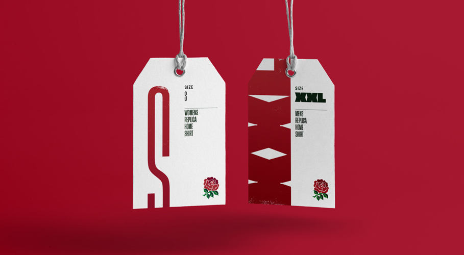 England Rugby, tags