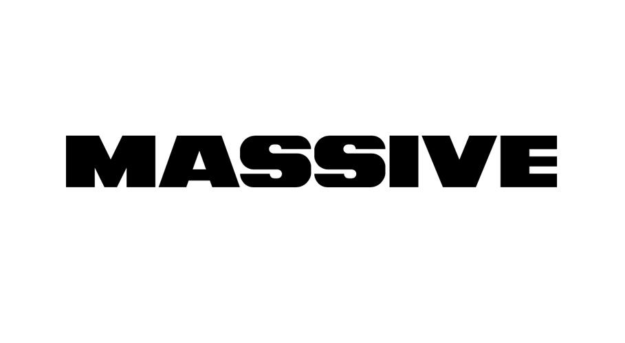 Massive, logo