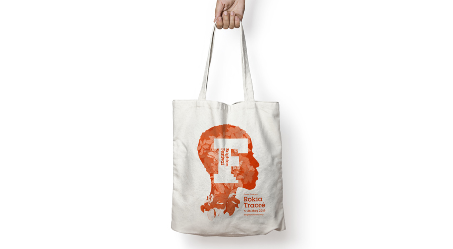 Brighton Festival, tote bag