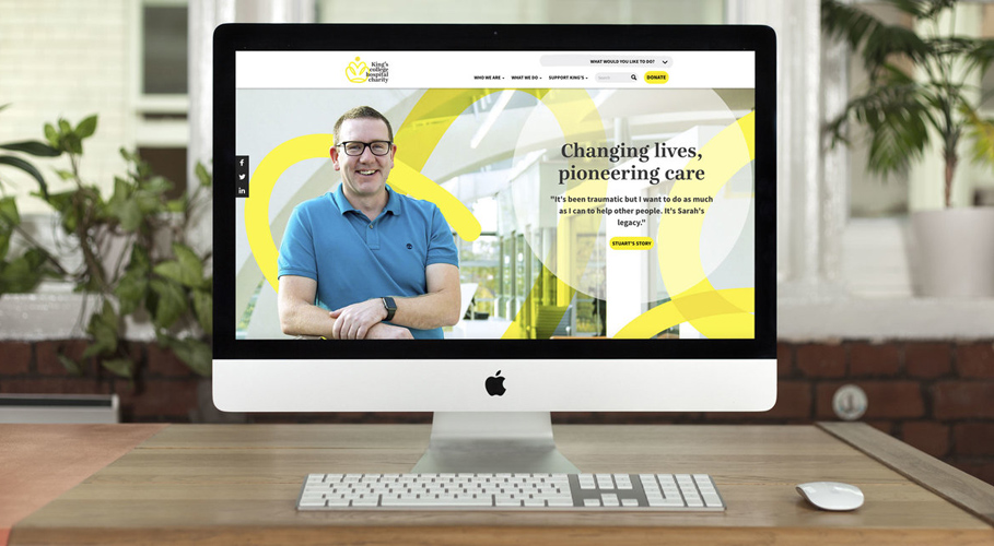 King's College Hospital Charity, website