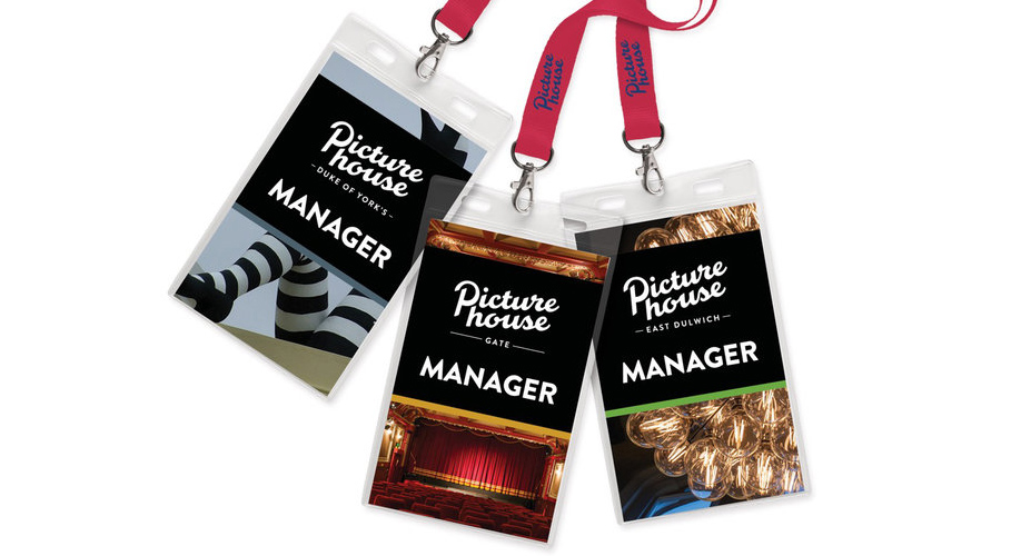 Picturehouse, lanyards