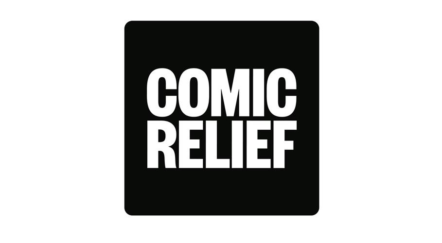Comic Relief, comic relief logo