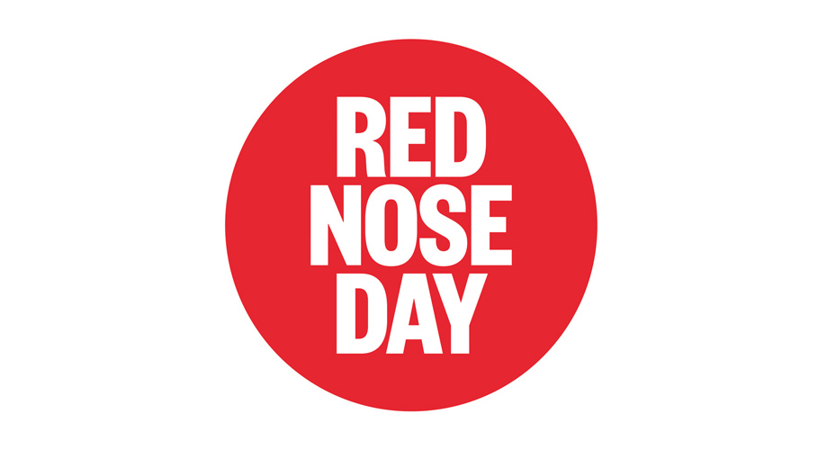 Comic Relief, red nose logo