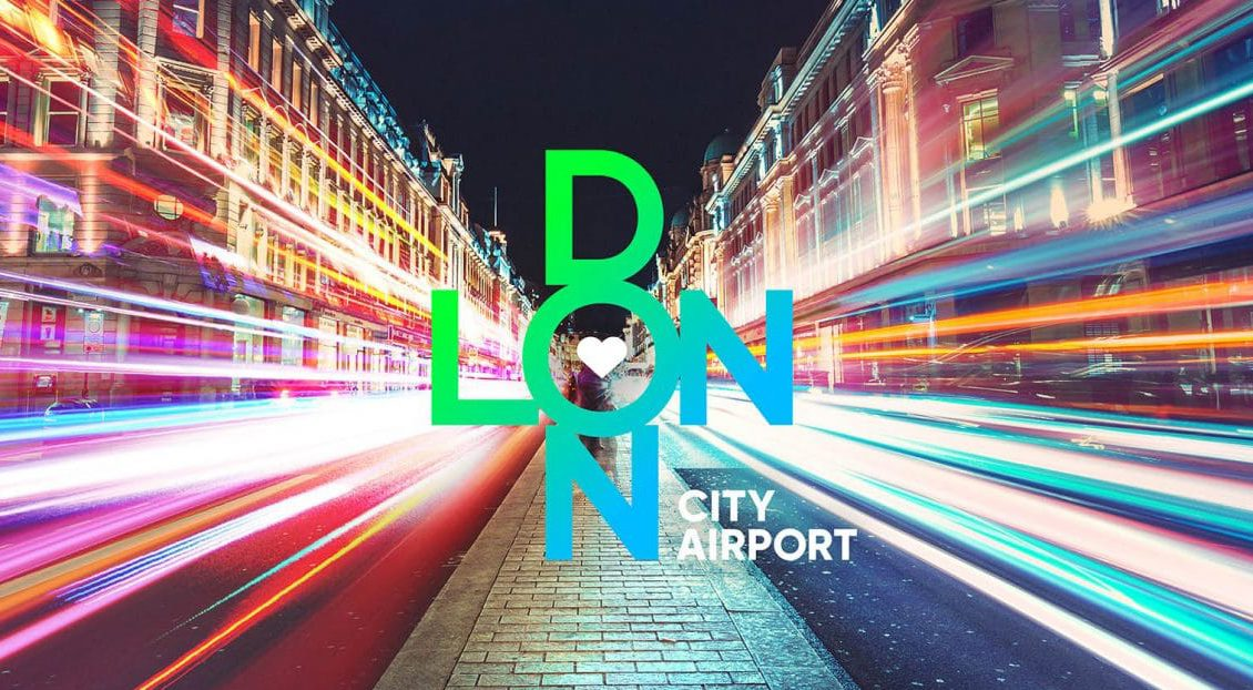 London City Airport, main