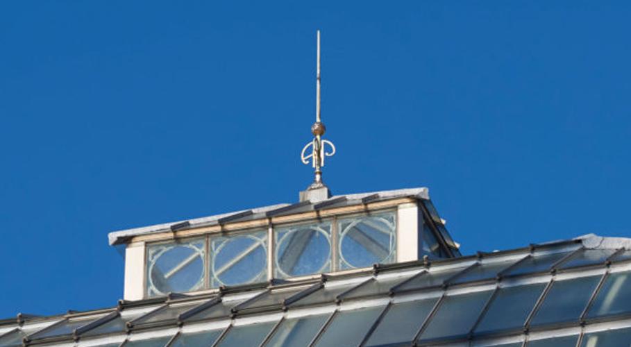 Alexandra Palace, mast