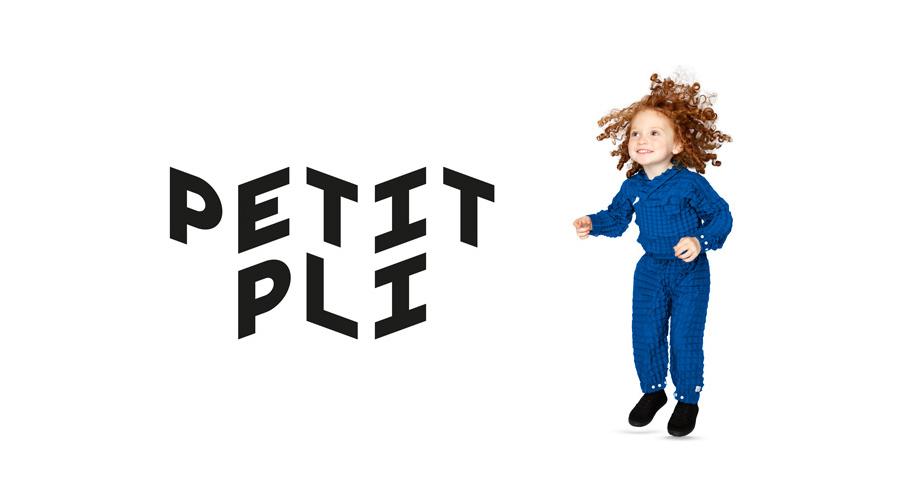 Petit Pli, logo